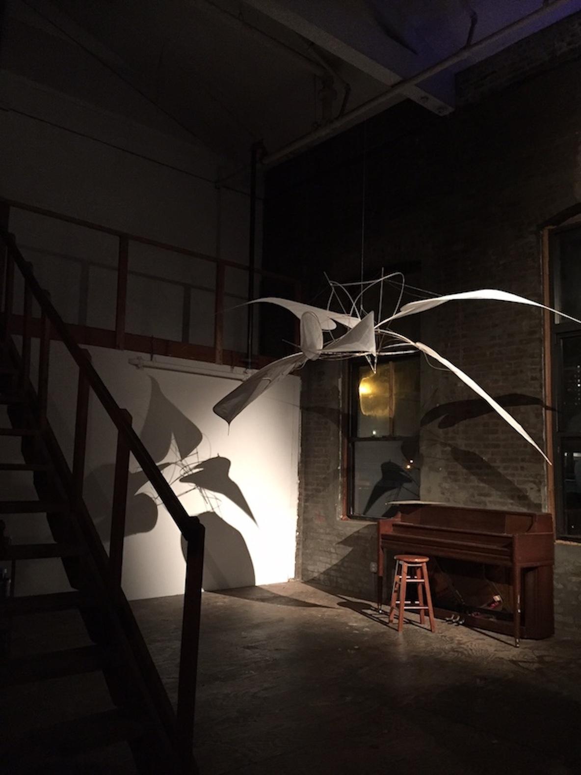 11人のアーティストが暮らす、ニューヨーク・ブルックリンのアートなスポット