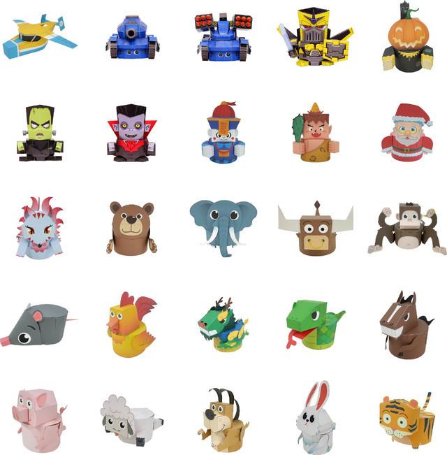 子どもが楽しみながらプログラミングを学ぶことができるペーパークラフトロボット「Kamibot」の紹介。6〜12歳の子どもが対象で、専用アプリでロボットを操作できるだけでなく、各種動作を自分でプログラミングもできる。6