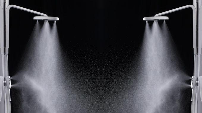 米クラウドファンディング大手のKickstarterにて伝説的な話題を呼んだプロダクト「Nebia Shower」。全身を包み込んでくれる極上のシャワー体験を実現するシャワーシステムで、しかも水を70%も節約してくれるという。テストシャワーをした人たちの大絶賛の声もご紹介。ホステルなんかで導入されたらうれしいシャワーだ。
