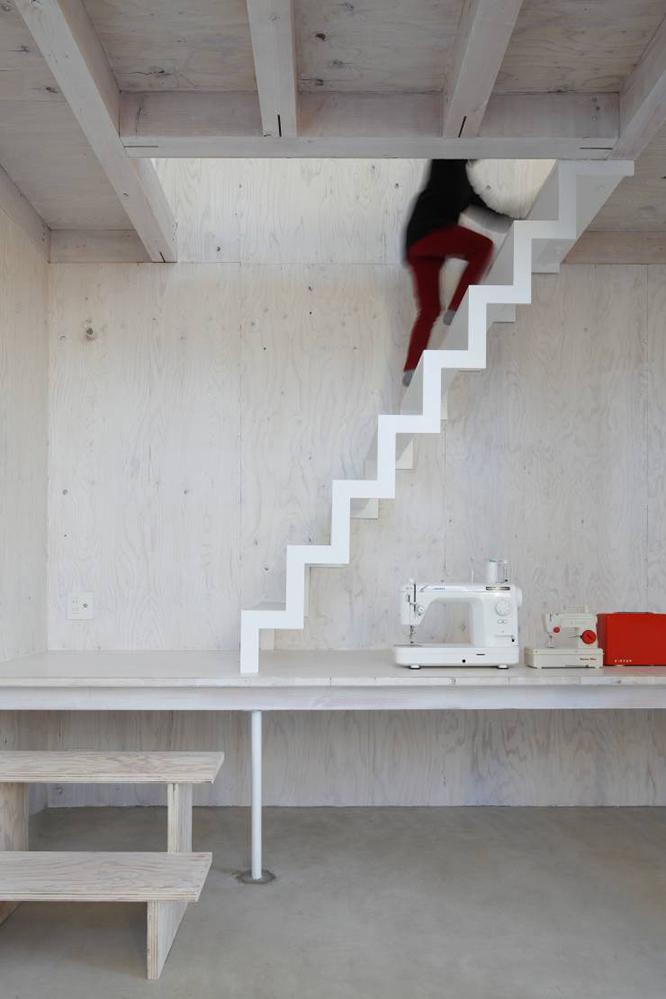 山﨑健太郎デザインワークショップによる「未完の住まい」