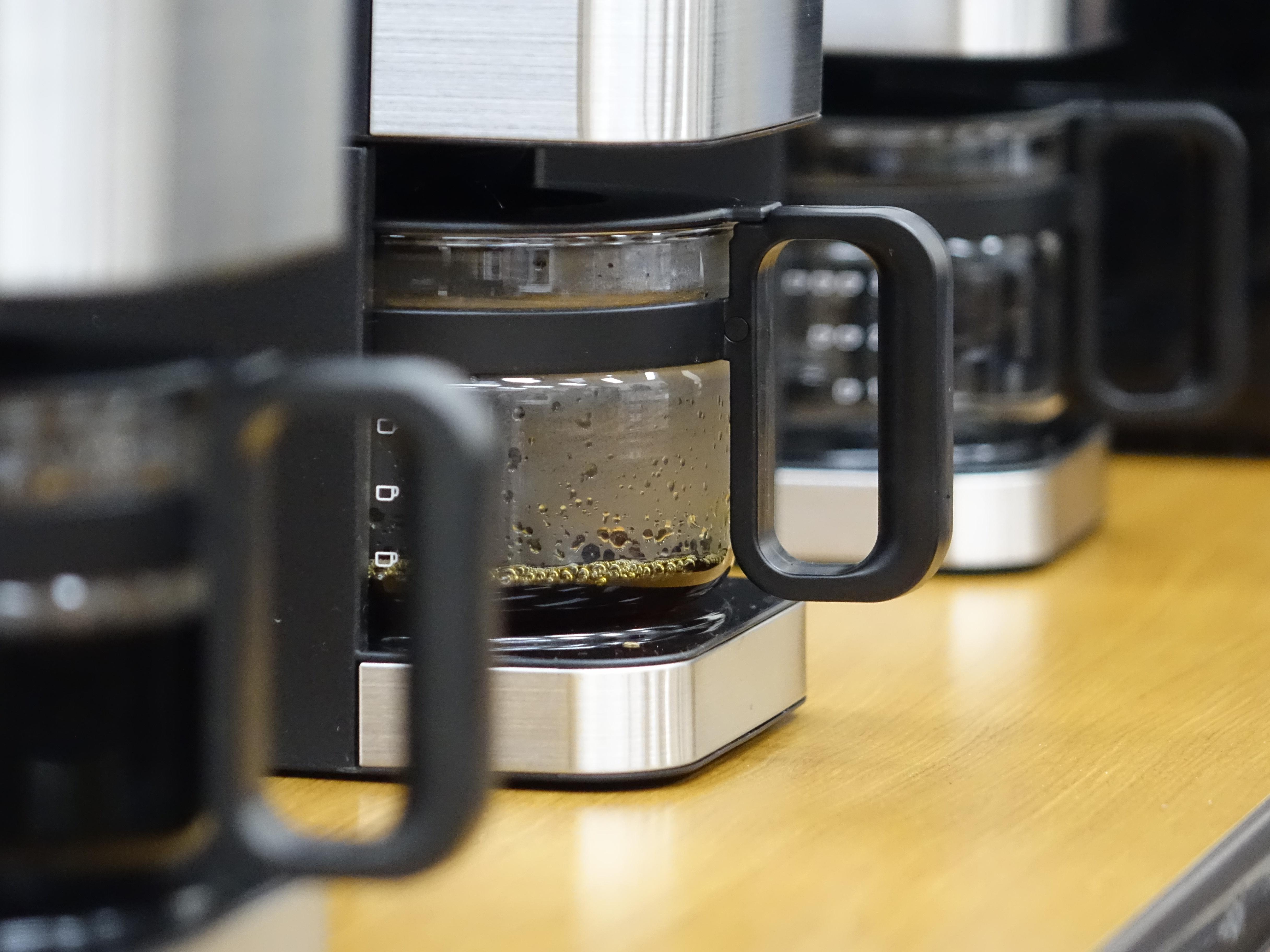 無印良品の豆から挽けるコーヒーメーカーでコーヒーを淹れてみた