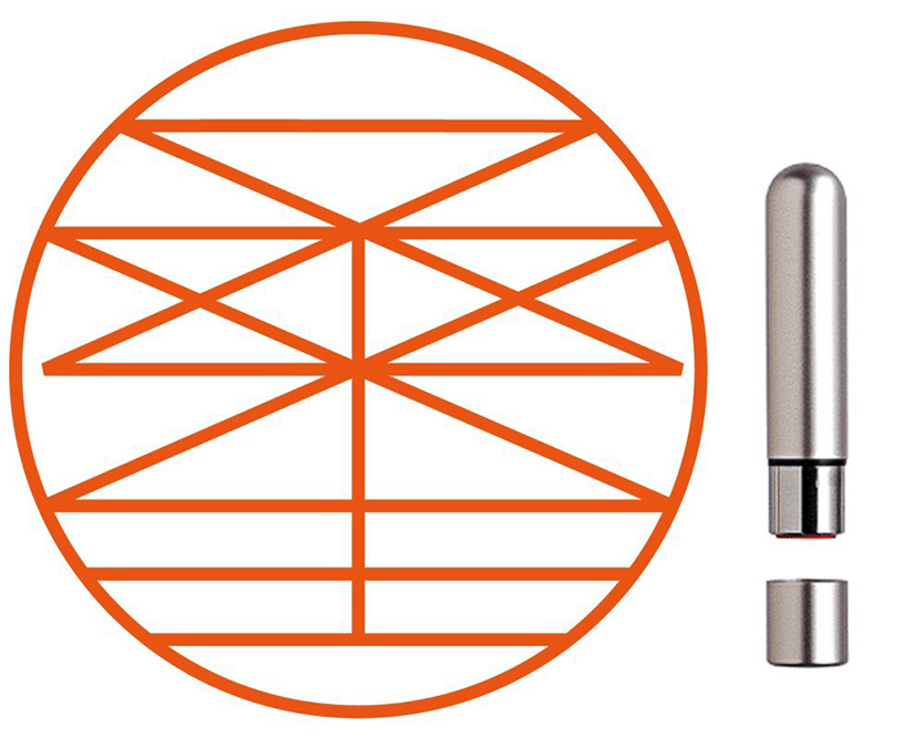 世田谷区三軒茶屋のデザイン事務所が手がけるタイポグラフィ・ハンコ「OOiNN(オーイン)」は、文字をリデザインしたタイポグラフィが魅力的。デザイナーのOOINN MIYAMOTOさんにより、依頼した文字を自分のためにオリジナルでデザインしてくれる。5