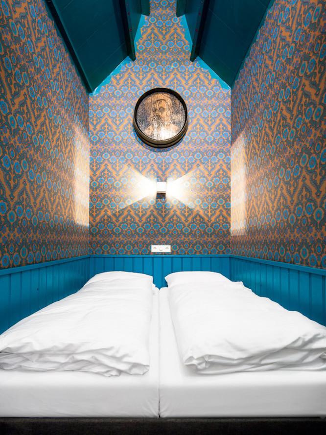 色々な個性的な仕掛けがたくさんある、オランダのホテルらしくないホテル「Hotel not Hotel」を紹介。トラム(路面電車)の部屋、宮殿のような部屋、隠し部屋など、旅の思い出になる素敵でおしゃれな部屋が満載だ。5