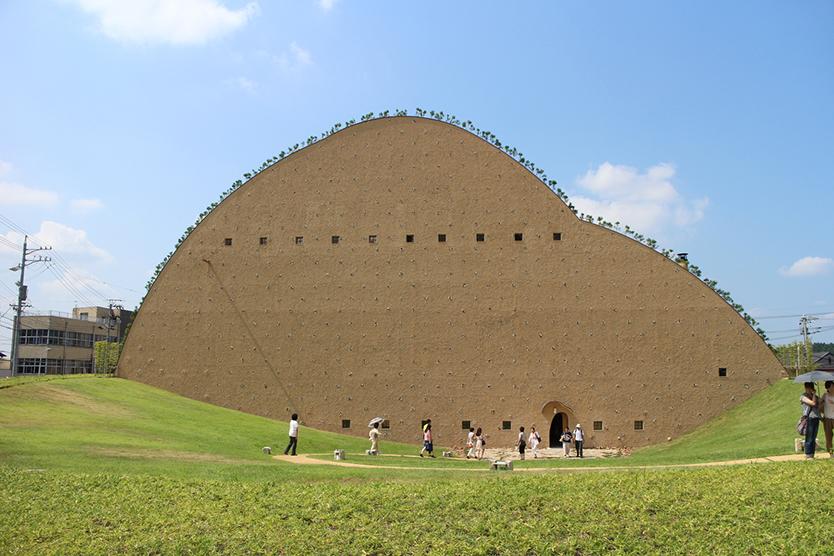 モザイクタイルミュージアム 撮影:増田彰久
