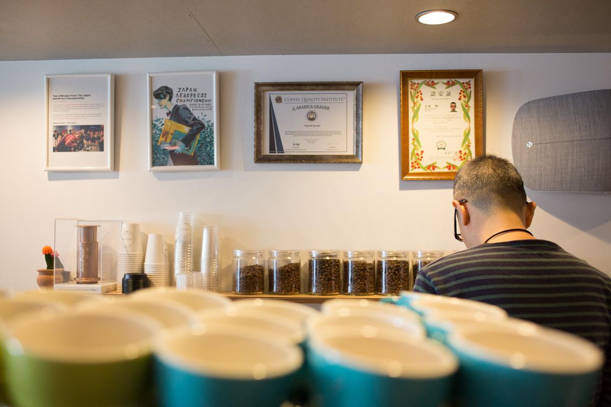 FINETIME COFFEE ROASTERSのコーヒー