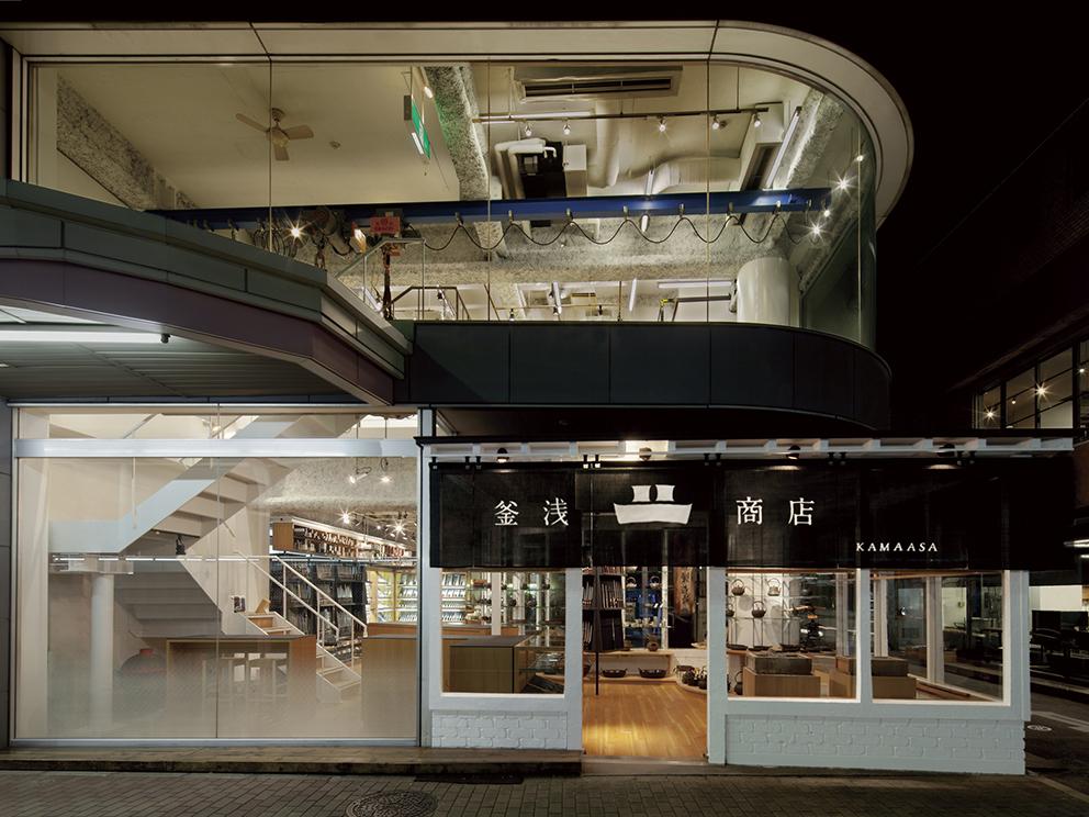 合羽橋で100年以上も続く老舗、釜浅商店をご紹介