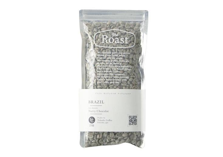 生豆は、石光商事が季節ごとの4つのテーマに合わせセレクトする、世界中の良質なスペシャルティ豆