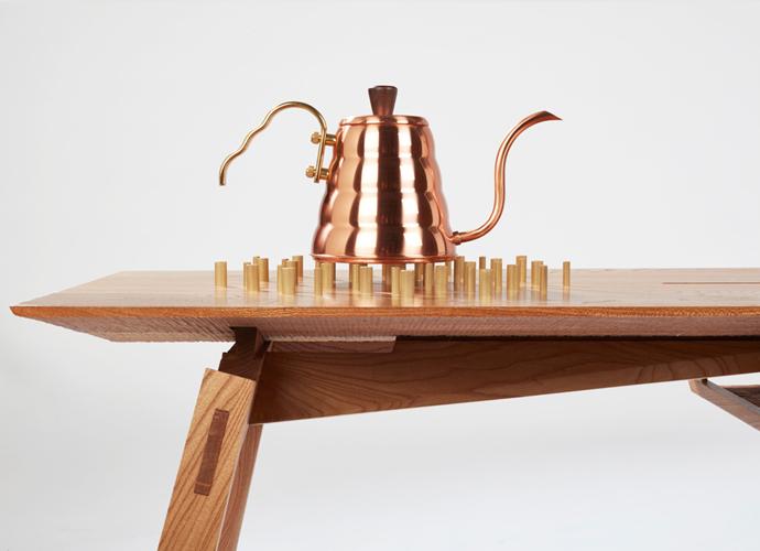 イギリスの家具デザイナーHugh Millerさんが作成したThe Coffee Ceremony