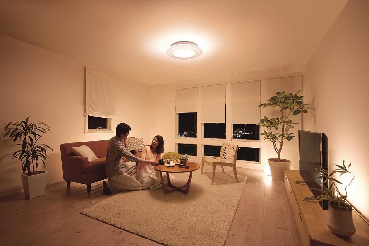 ホームパーティーに最適な照明