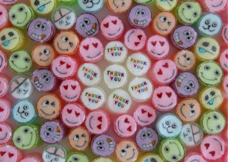 パパブブレのキャンディ、ホワイトデーMIX