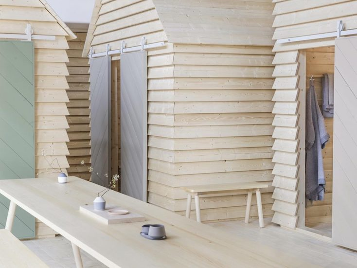フィンランドのデザイナーによるアートなゲストハウスKOTI