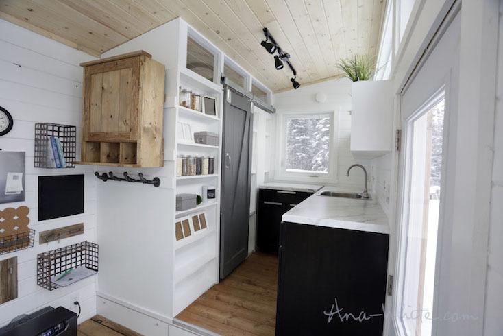 ミニマルに暮らすためのキッチンの収納