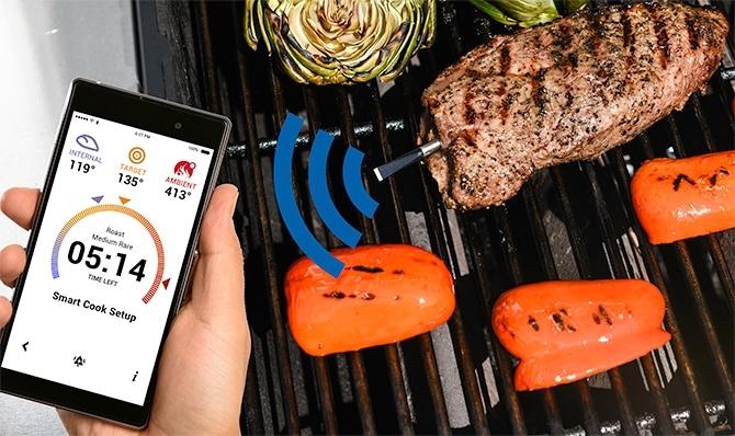 肉を焼くのに便利なガジェット