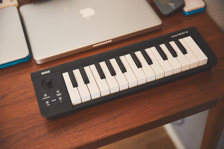 音楽作りのためのキーボード