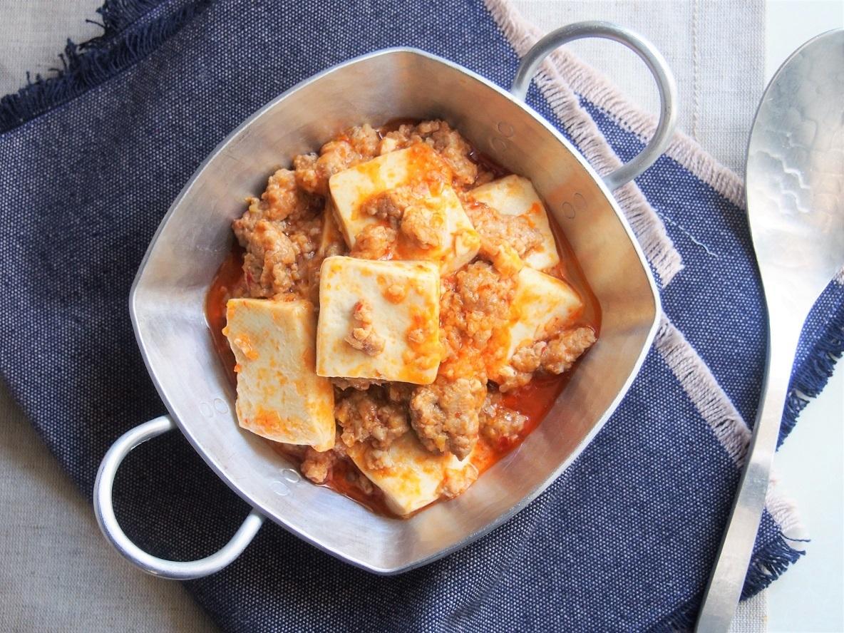 豆腐は下茹で。家庭でも失敗しない、ごはんが進む「麻婆豆腐」のレシピ