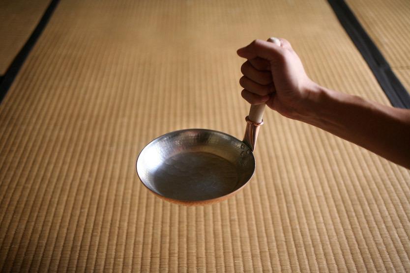 中村銅器製作所の親子鍋