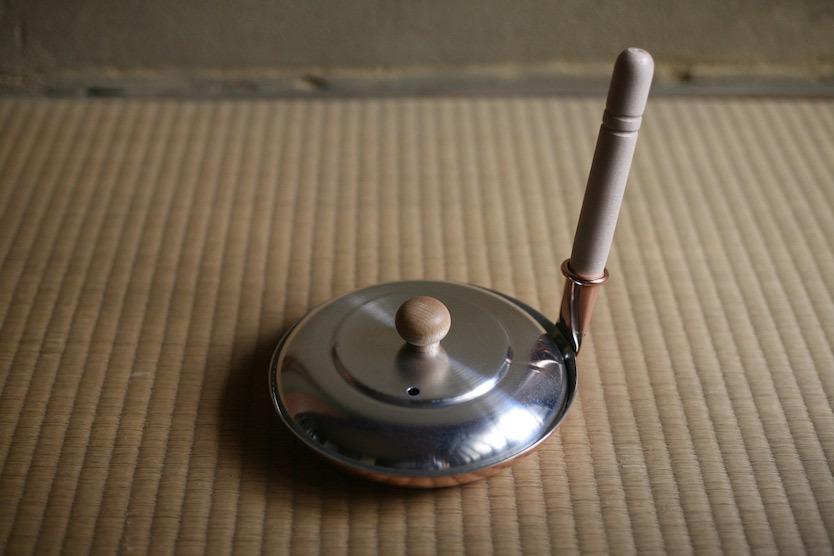 親子鍋用アルミ蓋