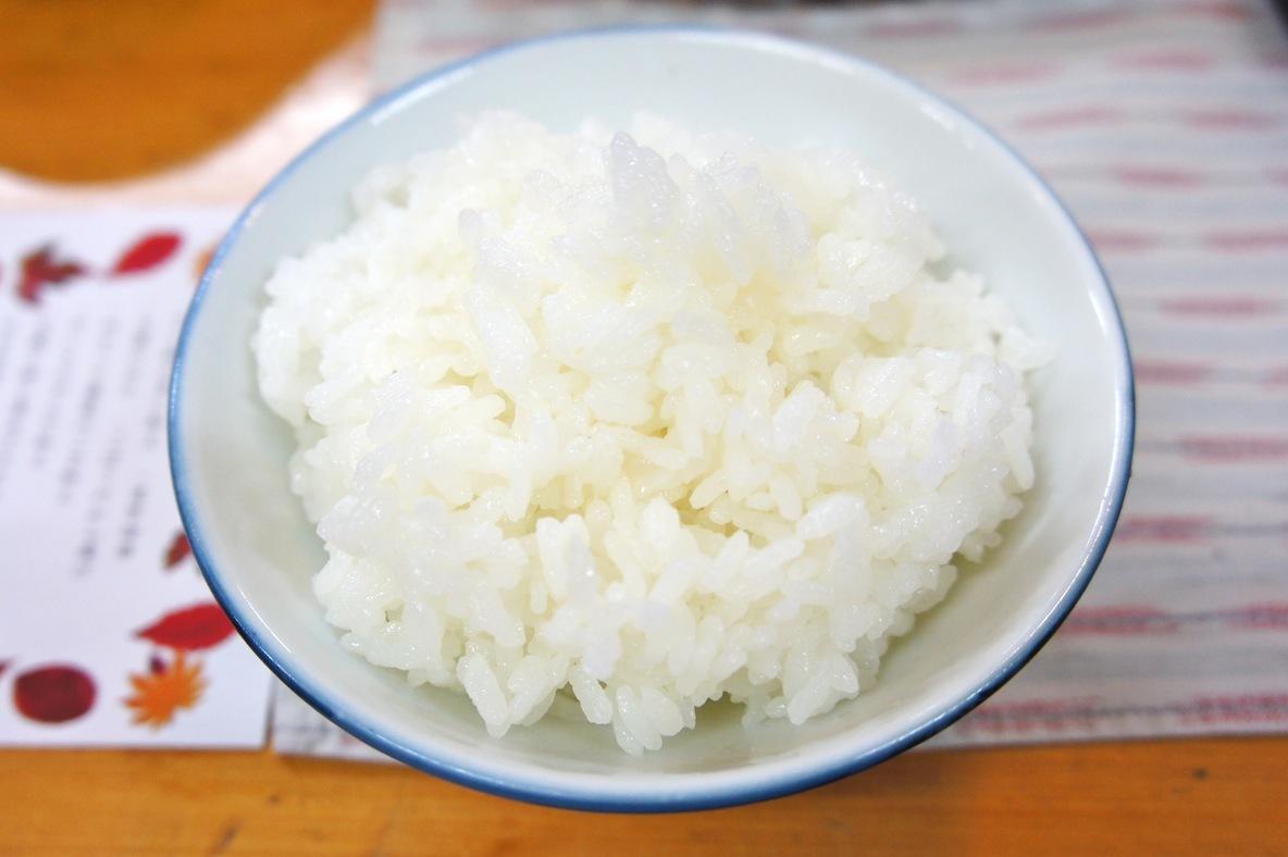 コシヒカリの発祥地でもある福井は、日本の代表的な米どころ
