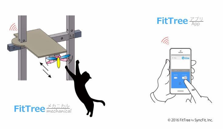 ネコの仕掛けモジュール