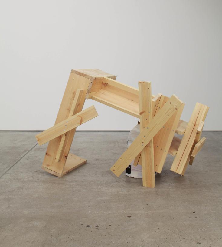 ライアン・ガンダー《Rietveld reconstruction - Ejiro》