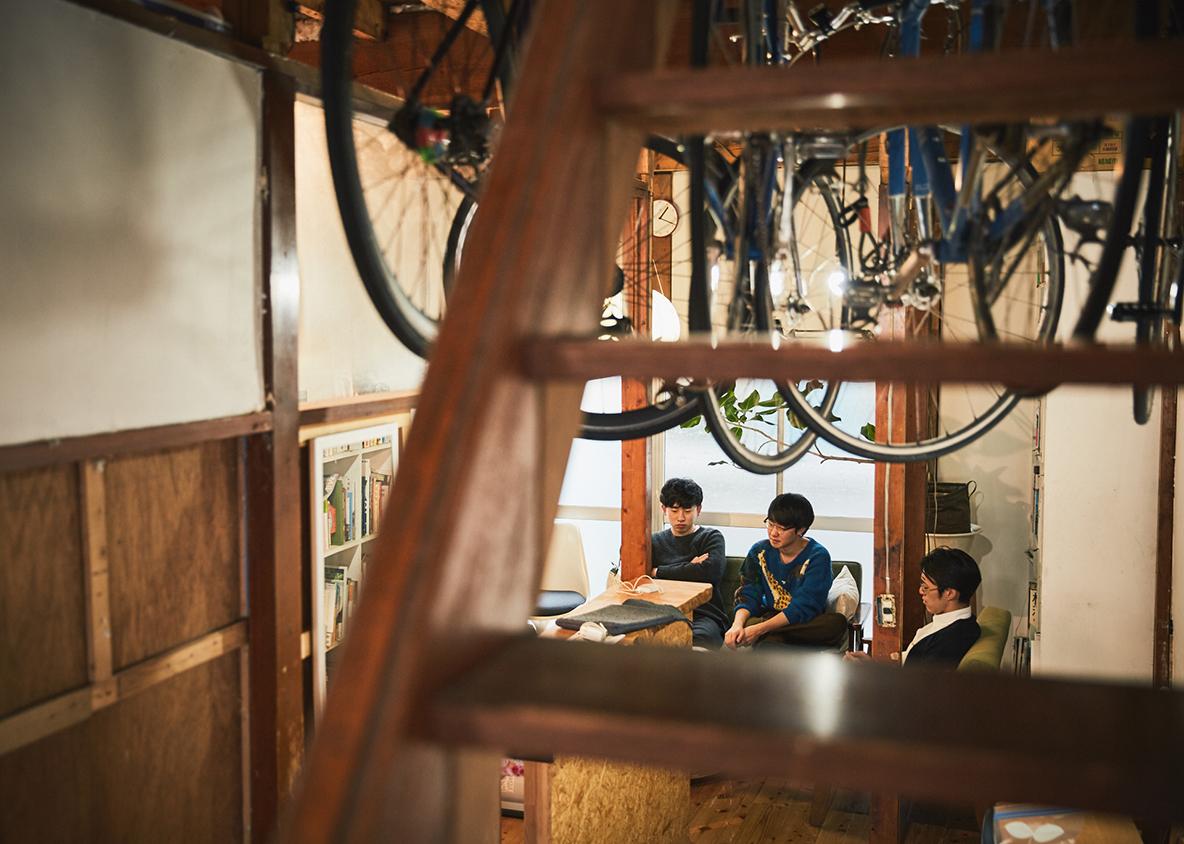 9人の建築男子が始めたシェアハウスの軌跡(三軒茶屋)|リノベストーリー