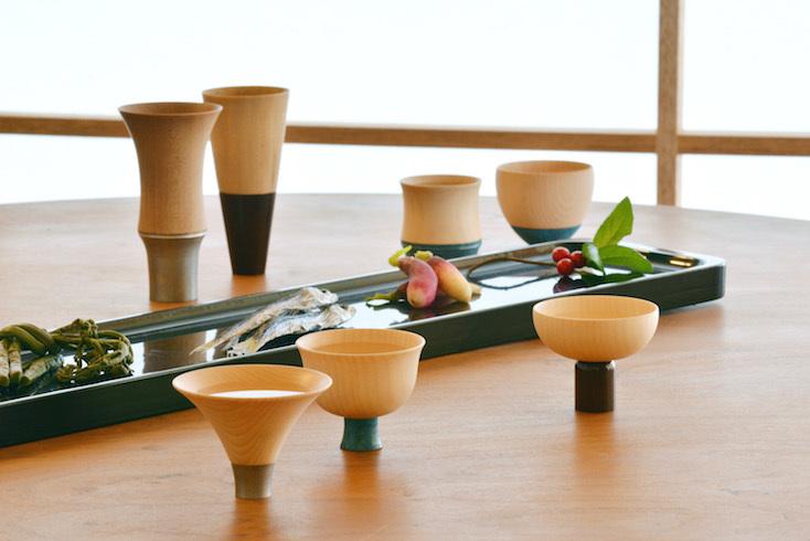 富山県高岡市のブランド・kisenは暮らしに美意識という彩りと、工夫という心地よさを加えた上質な品々を製作している。そのなかでもユニークで美しい「Guinomi Sake Cup」を紹介