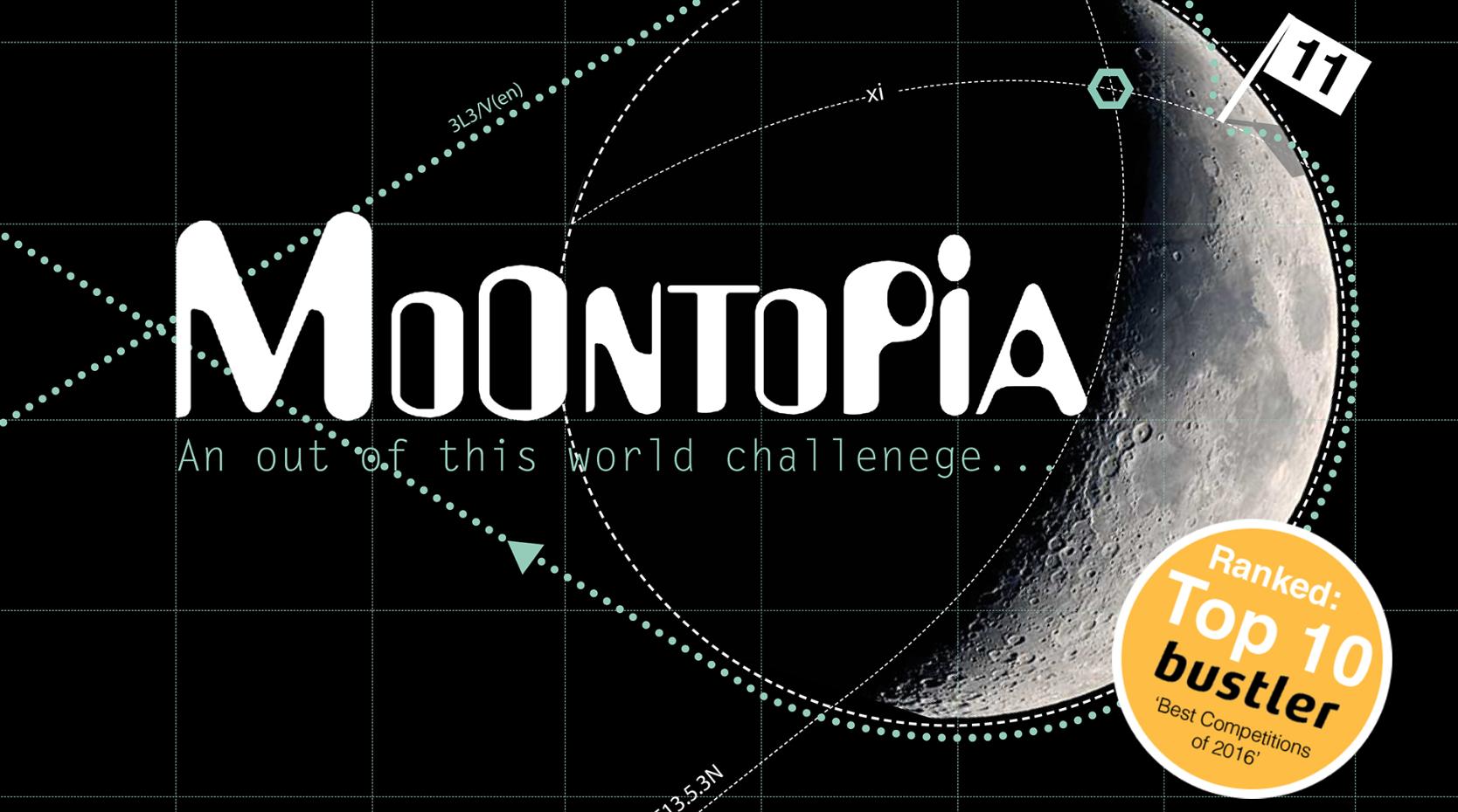 月面住居コンペMOONTOPIA