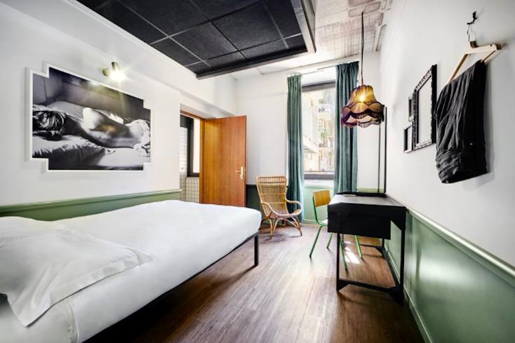 ローマに安く宿泊するホテル