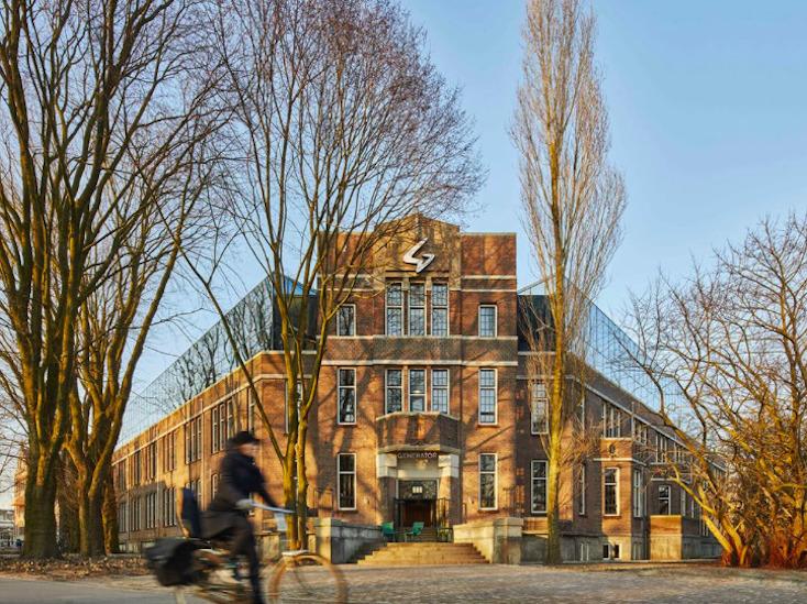 アムステルダムのホテルGenerator Hotel
