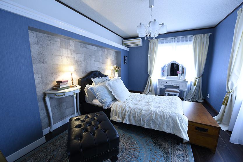ゴシップガールのブレアの部屋