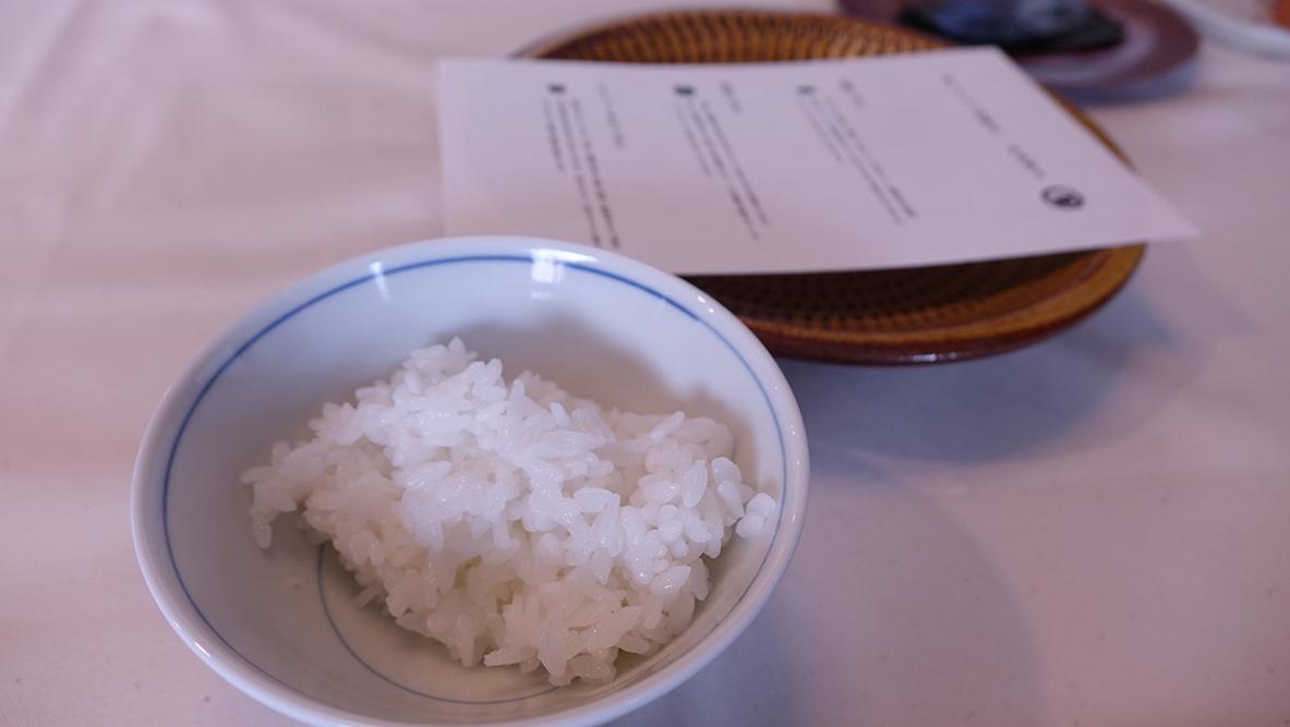 バルミューダの炊飯器、BALMUDA The Gohanで炊いたごはん