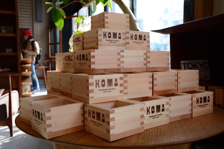 初心者でもOK、「KOMA」の家具職人さんが作り方を教えてくれるワークショップが開催
