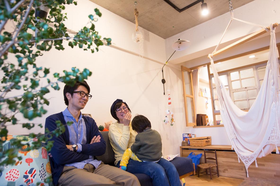 リノベのプロがこの場所で中古マンションを買った理由(三鷹)|リノベストーリー