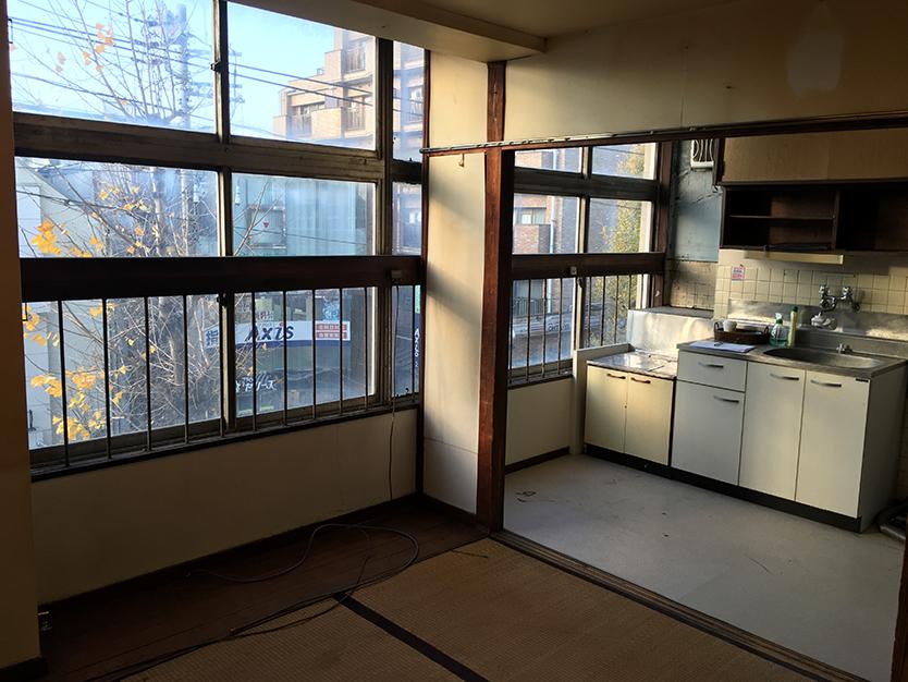 DIY前の和室