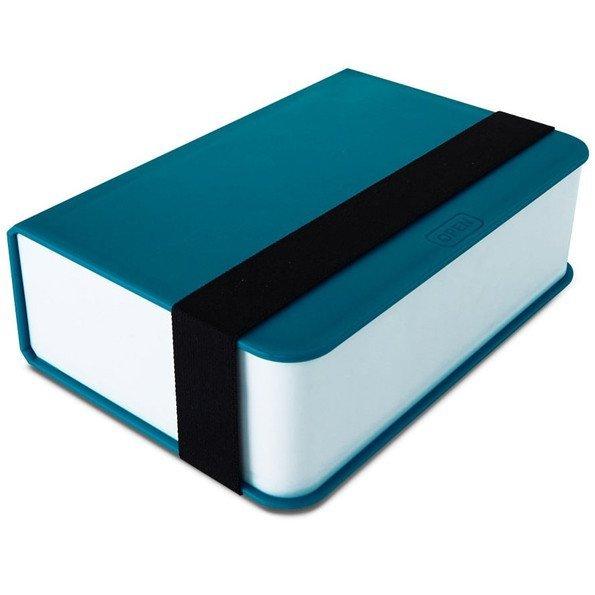 本型の弁当箱「Book Lunch Box」