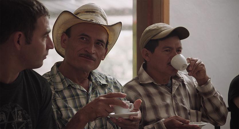 コーヒーのおしゃれな映画A FILM ABOUT COFFEE