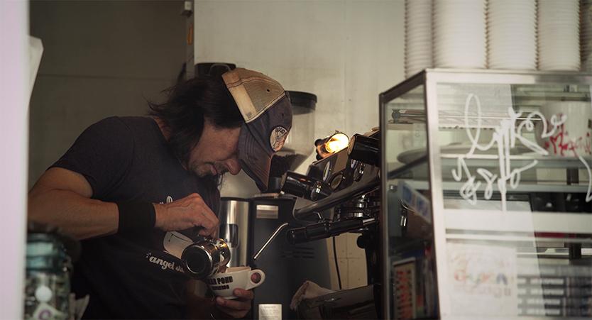 サードウェーブ・コーヒーに愛と情熱を注ぐ映画、A FILM ABOUT COFFEE