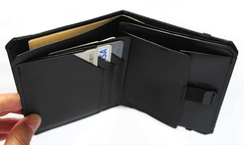薄くて便利な財布