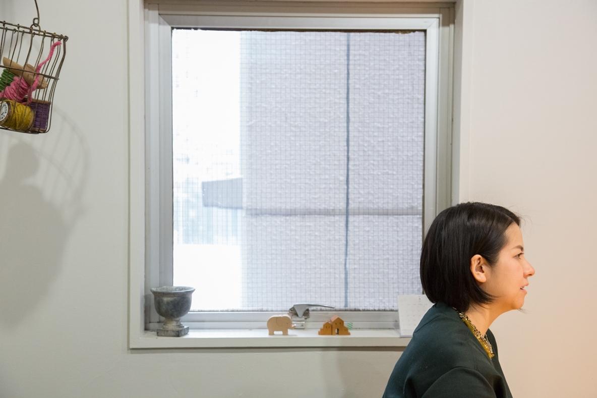 Style&Deco代表取締役 谷島香奈子さんの横顔