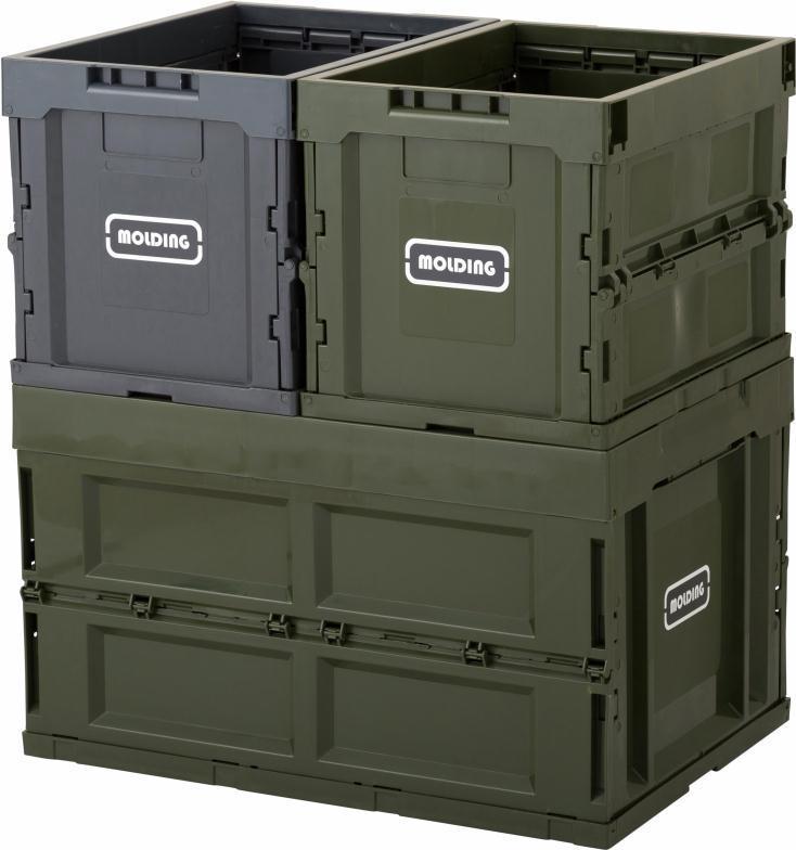 おしゃれな折畳みコンテナーボックス「CONZTAINER BOX」