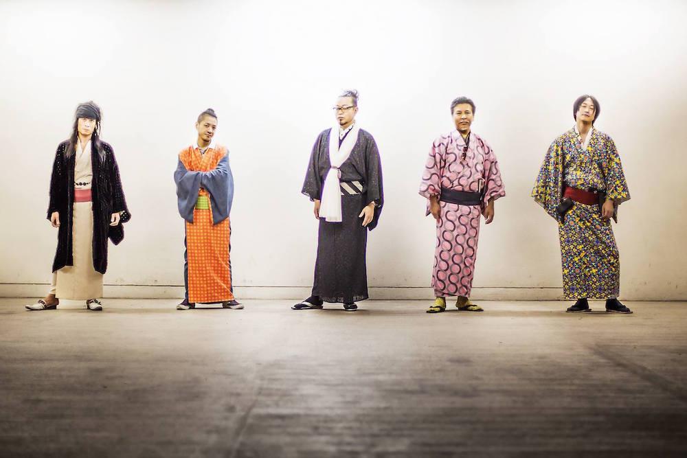 メンズ着物のROBE JAPONICAではオリジナルテキスタイルのハギレも販売
