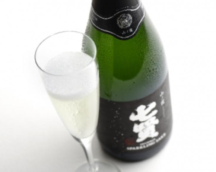 スパークリングワインのような日本酒