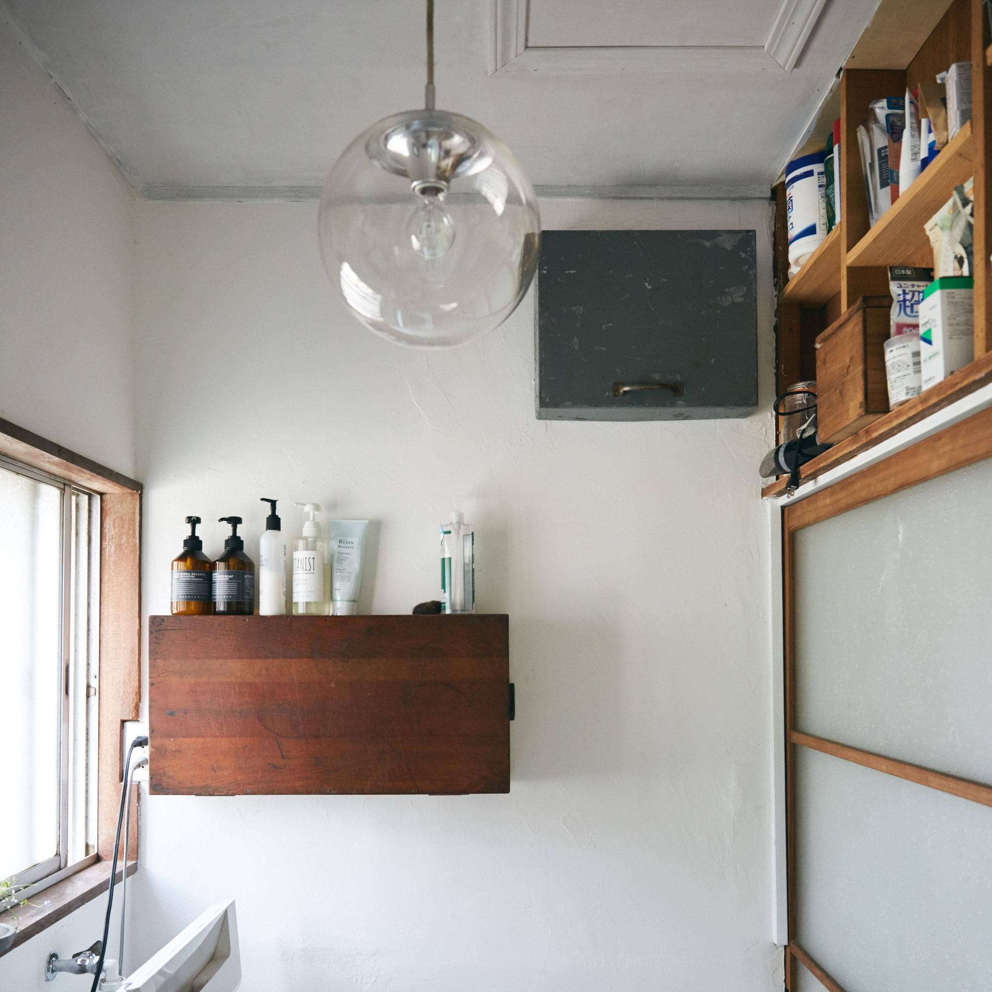 洗面所のおしゃれな収納方法