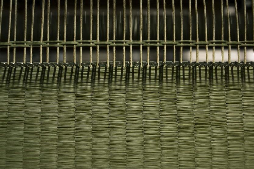 新築の畳の部屋のいぐさの香りは、日本人の大好物