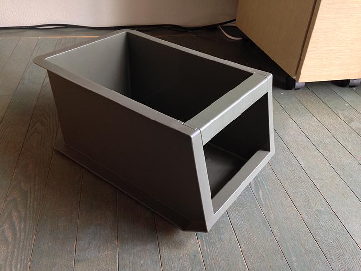 カインズの収納ボックスキャリコGを使ったDIY
