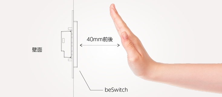 beSwitch(ビースイッチ)
