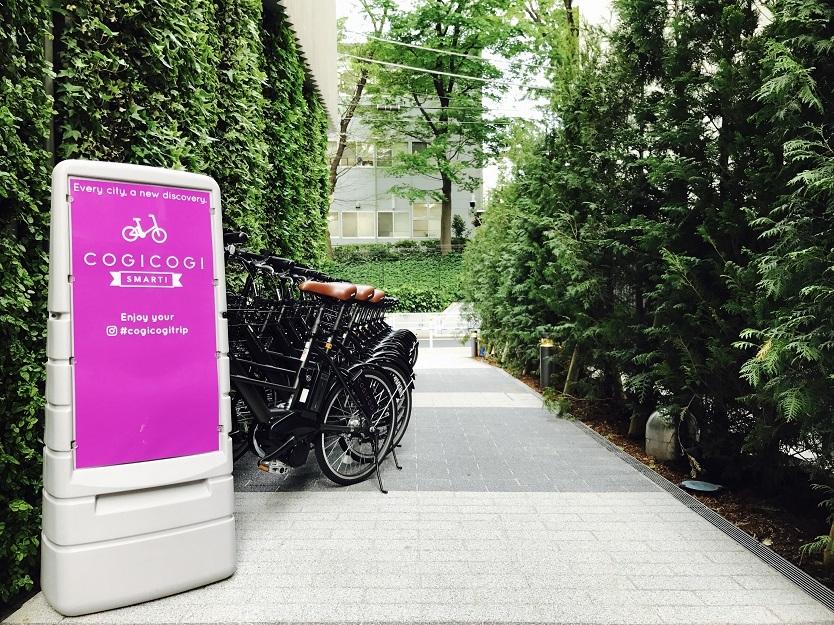 どれほどの人たちが、東京の中心部で自転車で街を走り抜けたことがあるだろう