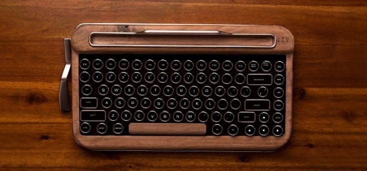 おしゃれでかわいいキーボードPenna