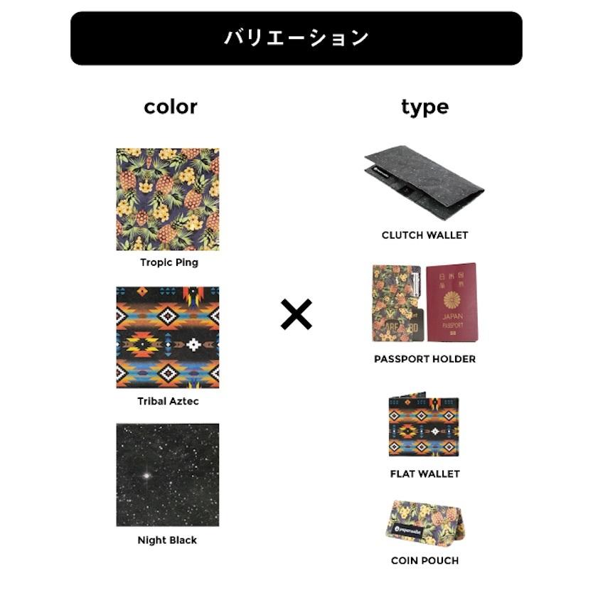 カラーバリエーションは3種類