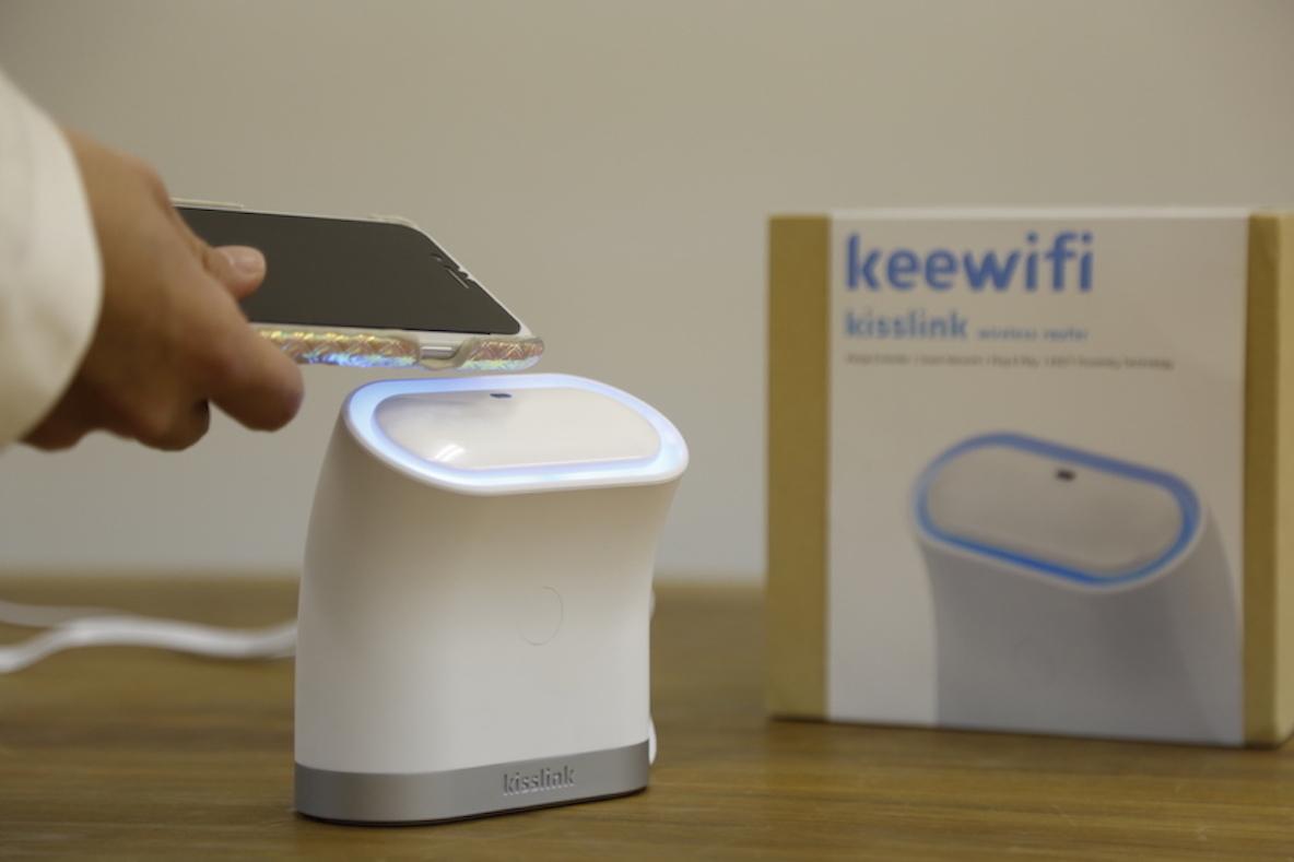 購入は残り1日。かざせばWi-Fi接続可能なルーターは設定も簡単